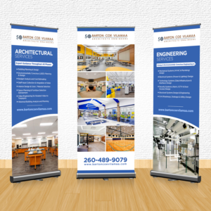Trade Show Booth Design by Designers Hub