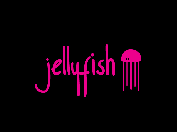 119 feminine playful logo designs for jellyfish a business