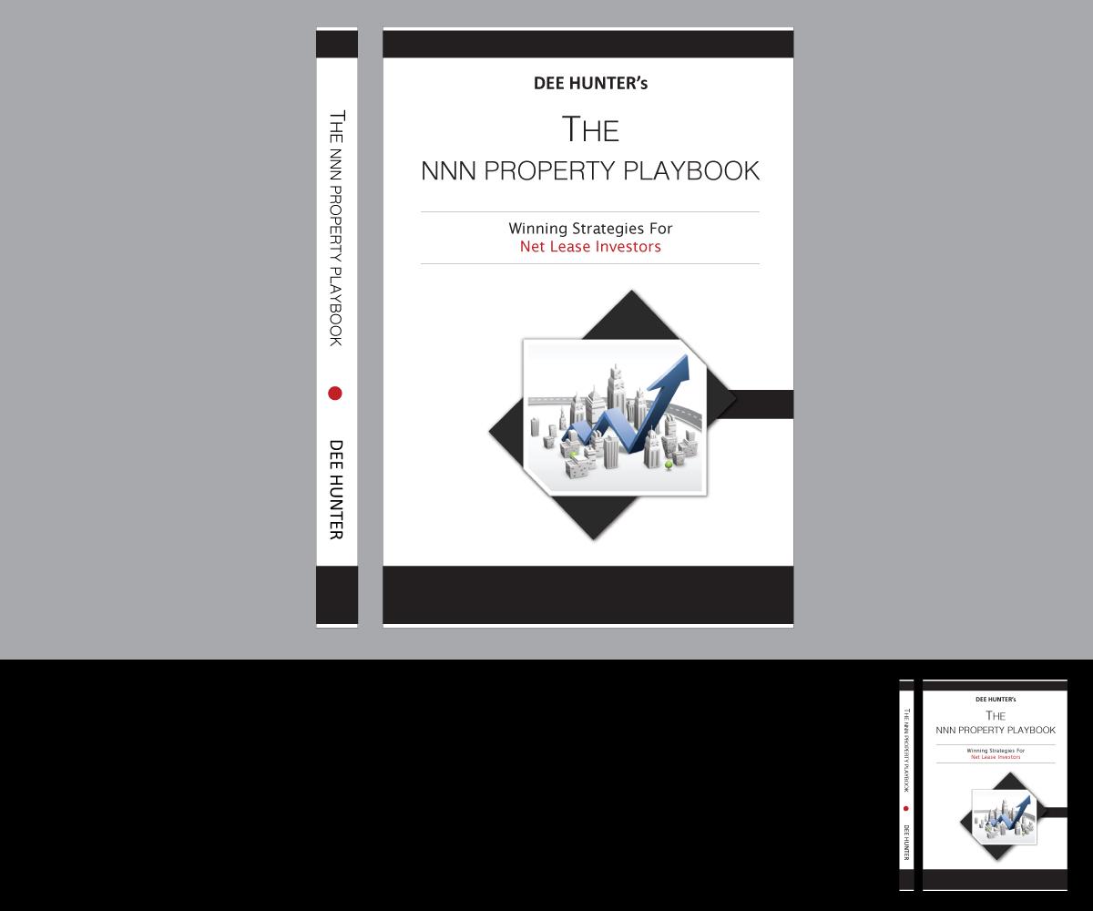 Real Estate Book Cover Design : Bold serious real estate book cover design for a company