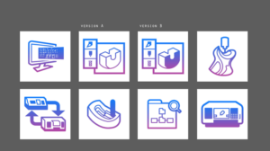 Icon Design by Blue Rice