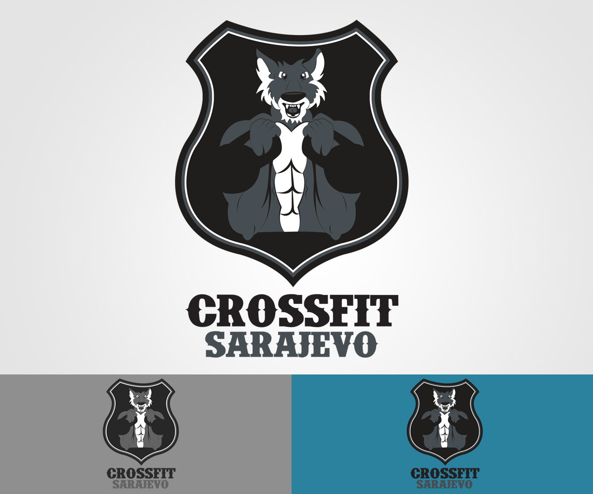 Official Crossfit Logo