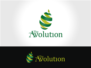 Logo Design by GreenIdeas - Logo Design for The Avolution a New Fruit Marke...