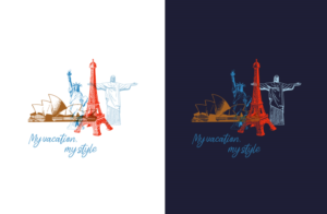 My Vacation, My Style. | Logo Design by GLDesigns