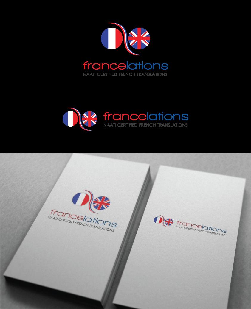 Upmarket, Serious, Business Logo Design for francelations [tagline ...