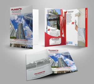 Brochure Design by Petter Goms