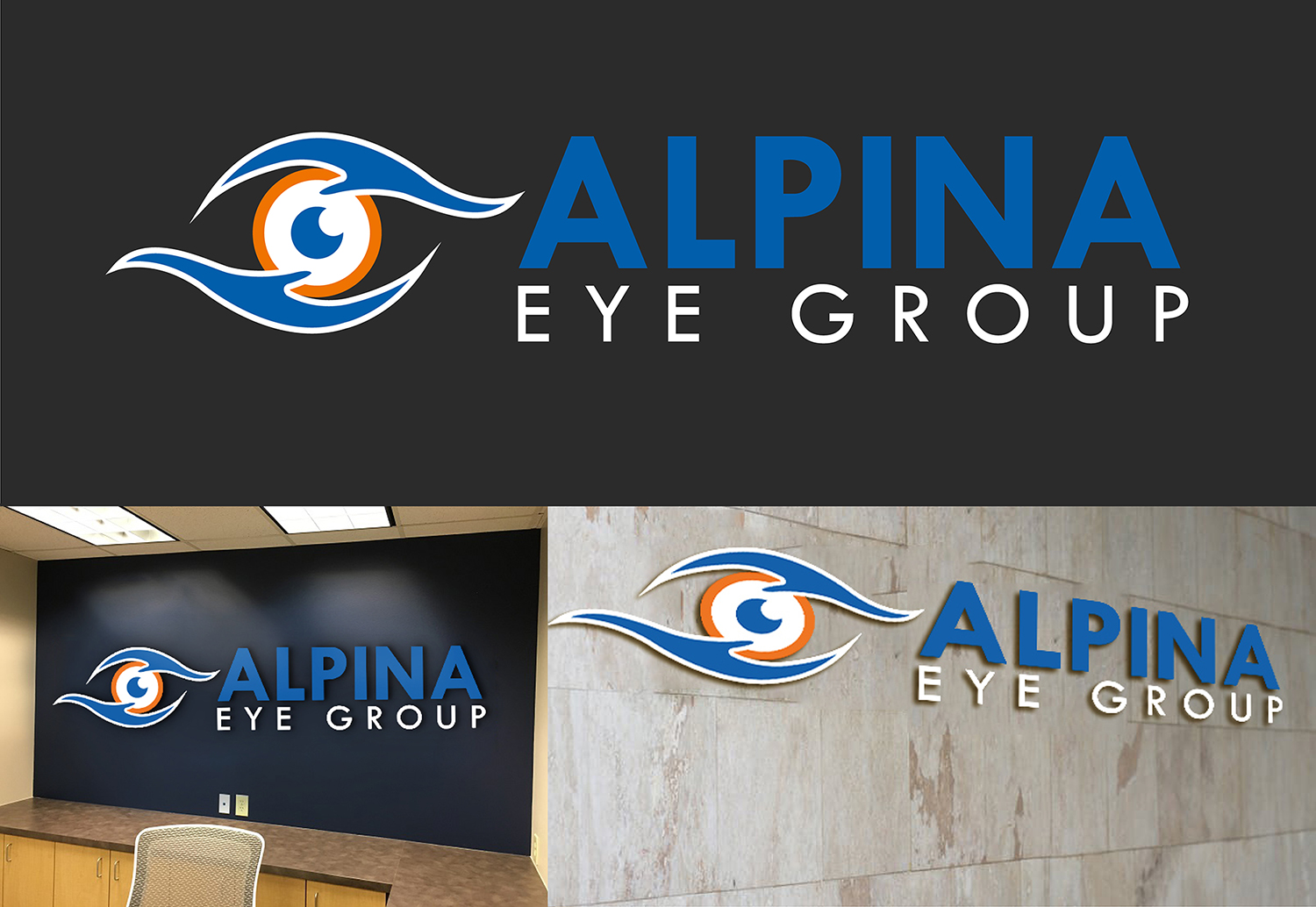 Masculine Upmarket Logo Design For Alpina Eye Group By Blessy Software Solution Design 23198647,Game Design Document Example Pdf