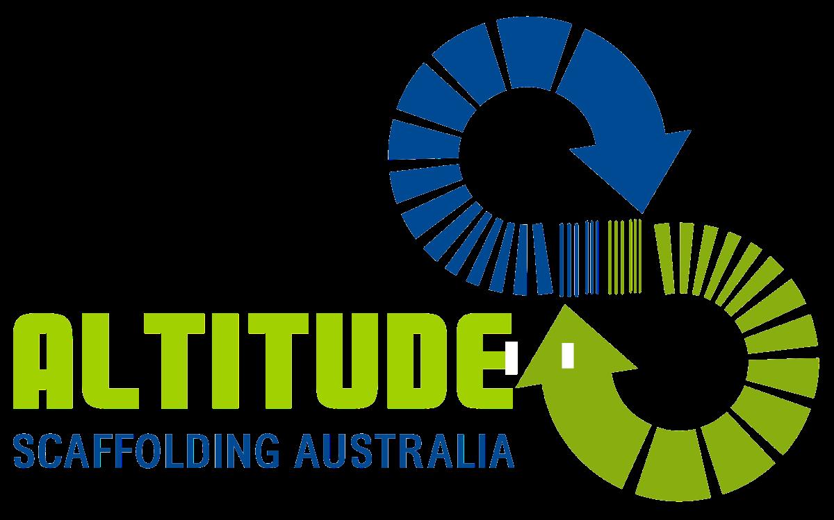 It company logo design for altitude scaffolding australia for Australian design firms