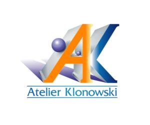 Atelier Klonowski | Logo Design by Jay Design