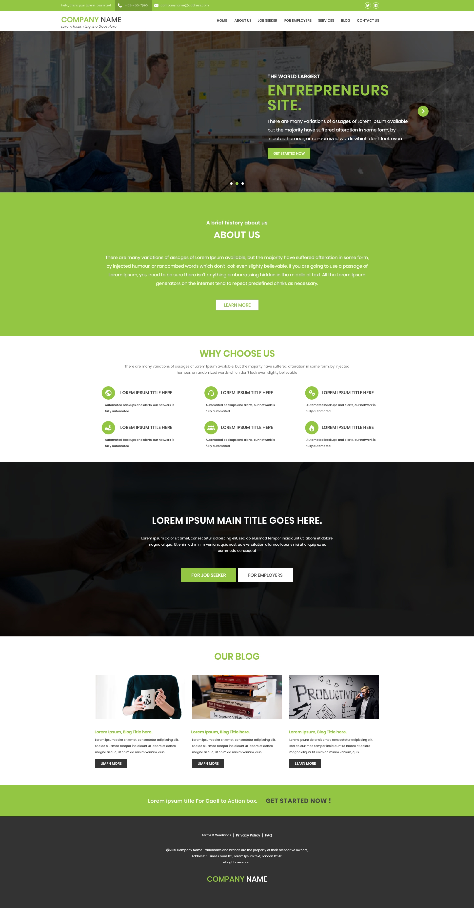 Professional Serious Web Design For Indian School Of Business By Ubaidillah 3 Design 23264802