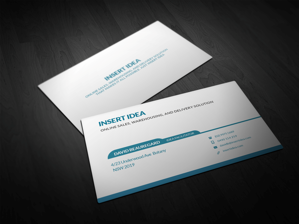 Bold, Modern, Business Business Card Design for a Company by Soma ...