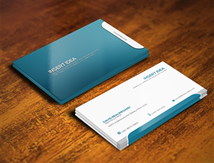 37 Bold Modern Business Card Designs for a business in Australia