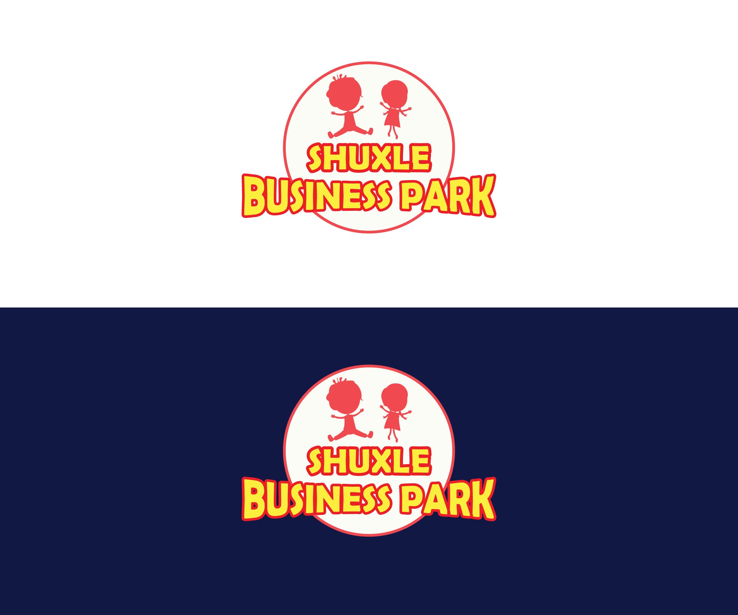 Conservative Upmarket Amusement Park Logo Design For Shuxle Business Park By Pheonix3d Design 23359509