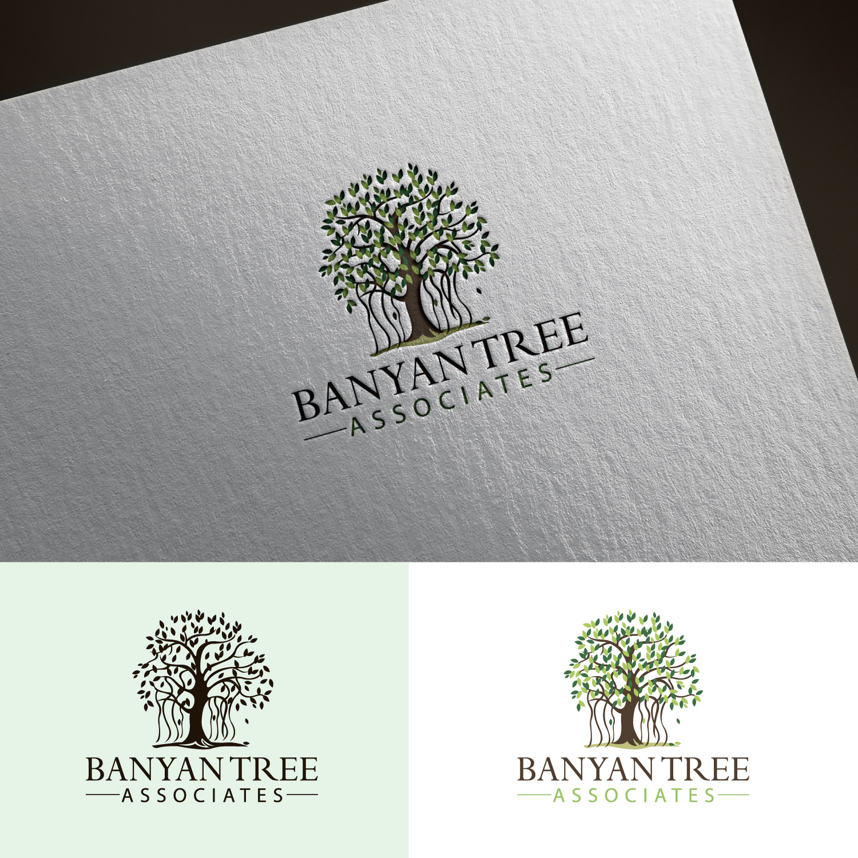 Serious Professional Business Consultant Logo Design For Banyan Tree Associates By Sankar999 Design 23453064