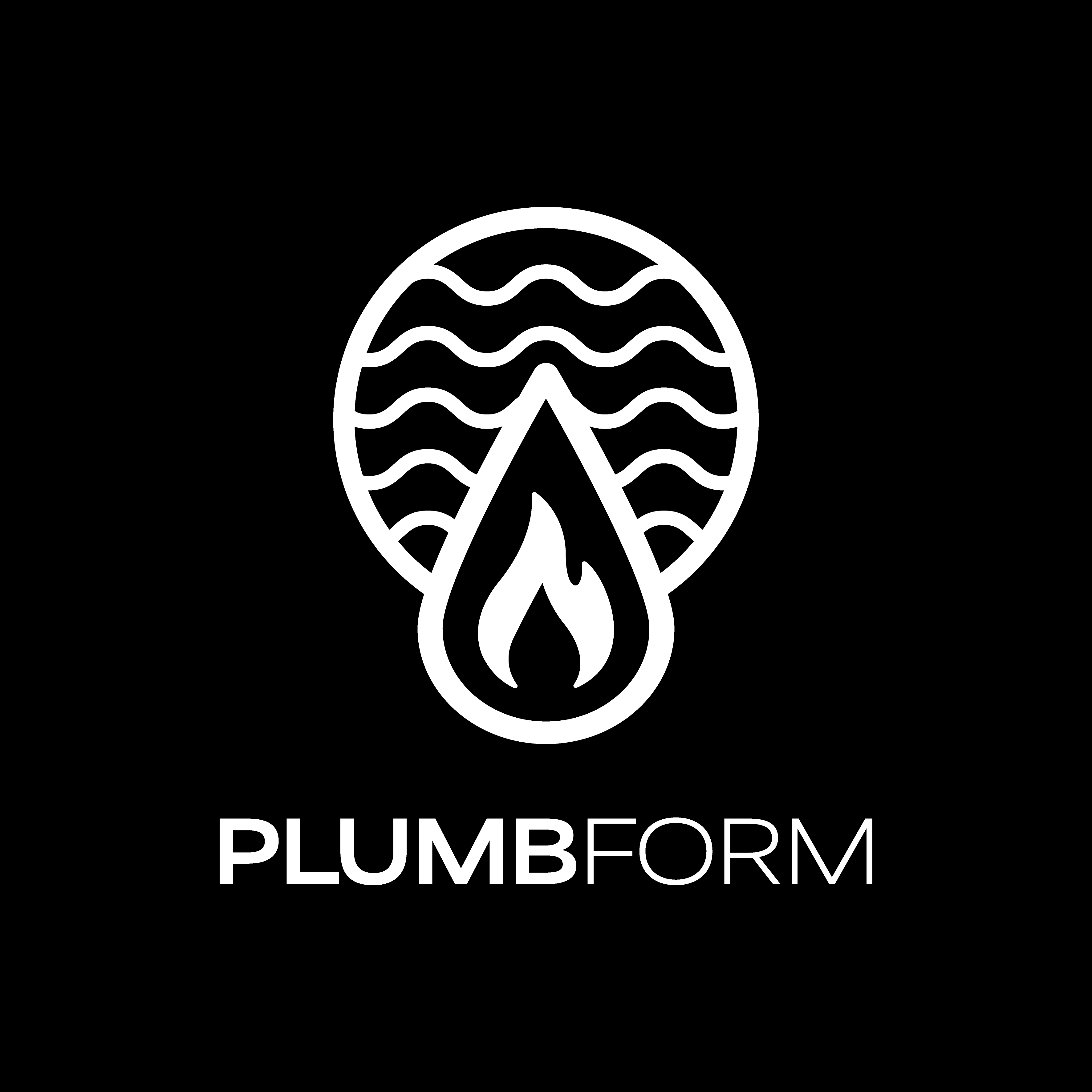 Modern Professional Logo Design For Plumbform By Ryan Orlowski Design 23408902
