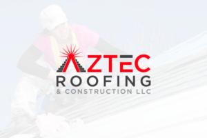 AZTEC ROOFING & CONSTRUCTION LLC | Logo Design by CreativeBaba