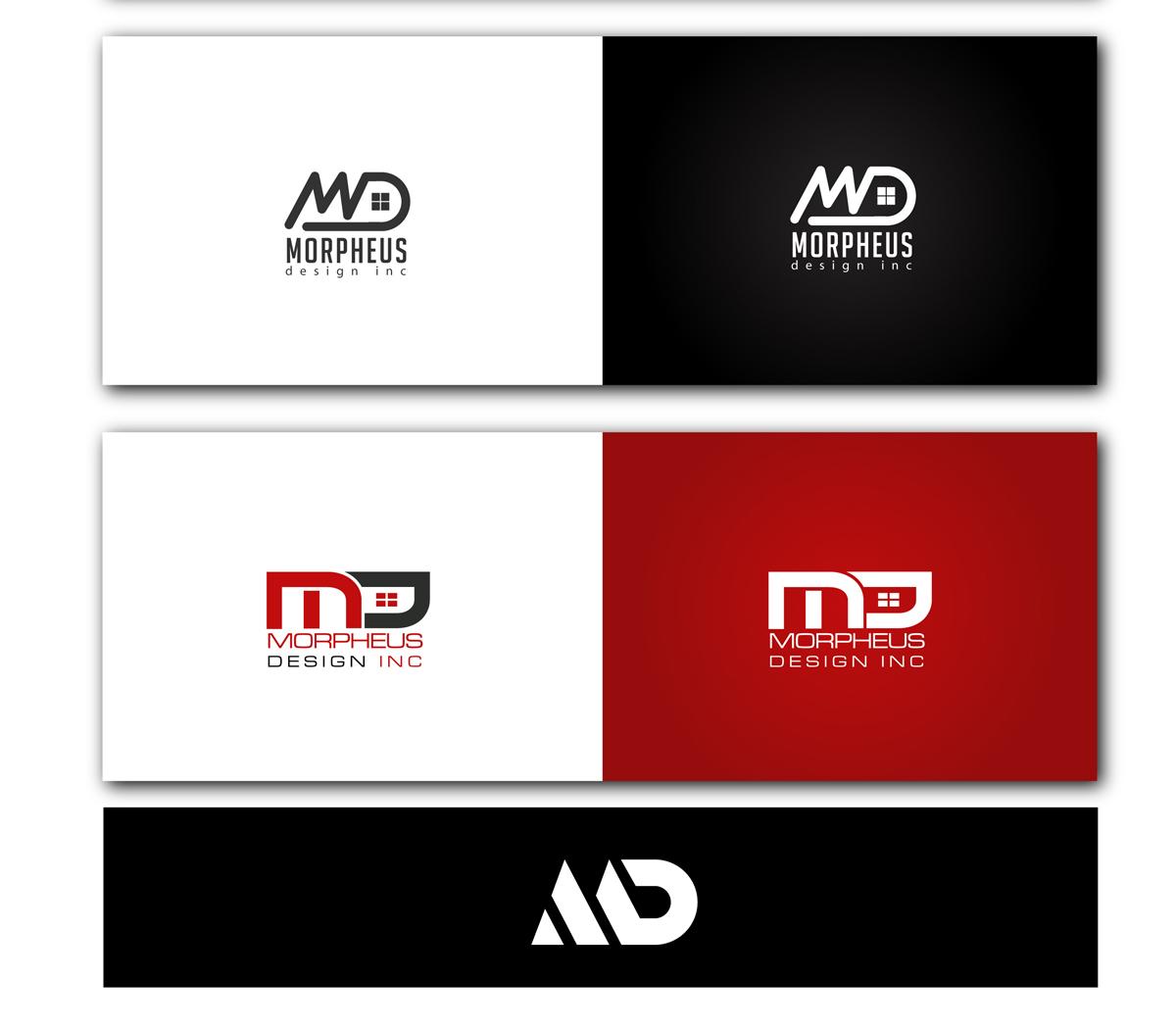 Md Logo Design Logo Design for adam b...