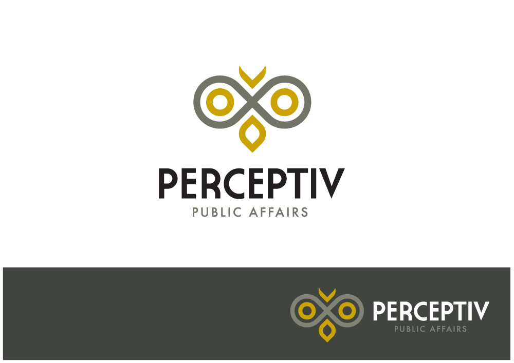 Modern, Professional, Boutique Logo Design for PERCEPTIV Public ...