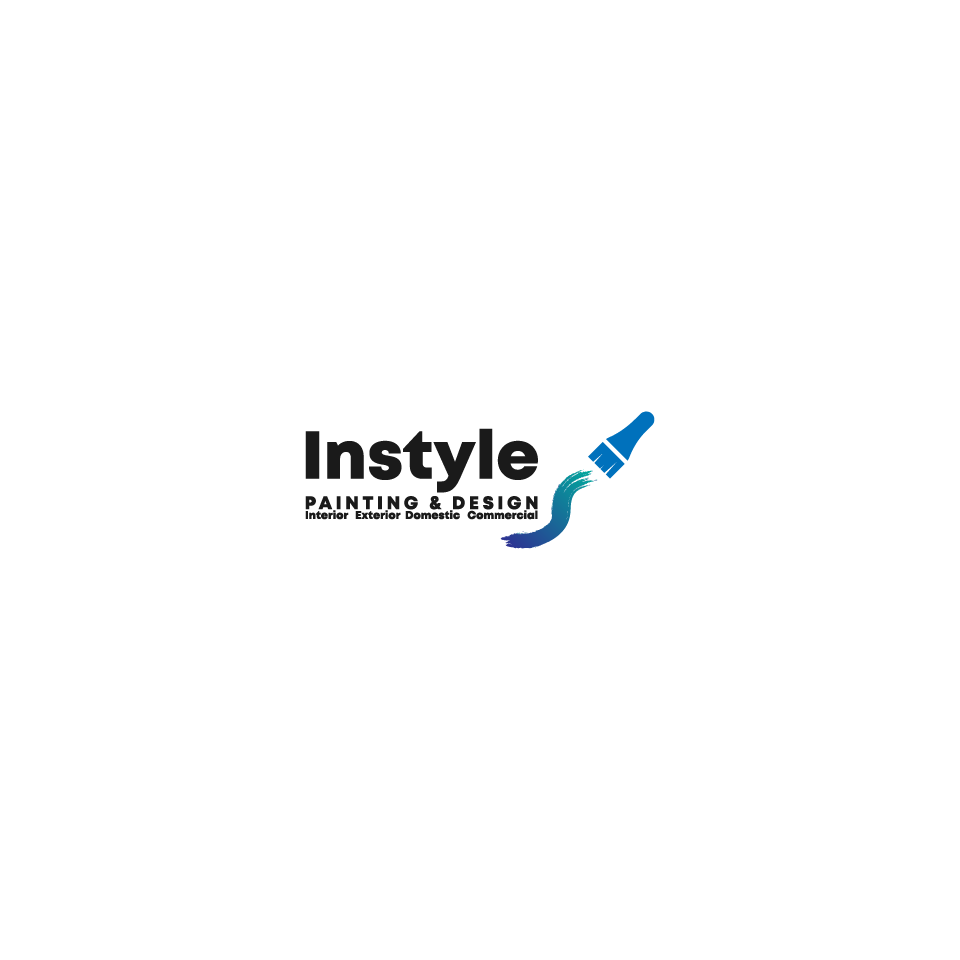 Logo Design For Instyle Painting Amp Design Interior Exterior Domestic Commercial By Coldplay Design 23521365
