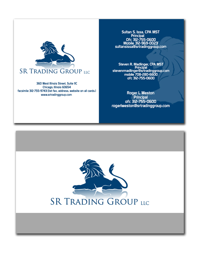 Elegant professional business business card design for seriously business card design by professor p for seriously automotive group design 2991725 colourmoves