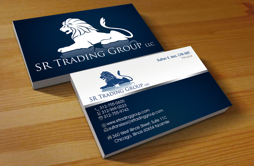 Elegant, Professional Business Card Design for Seriously ...