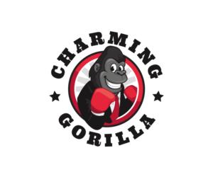 Charming Gorilla | Logo Design by rum