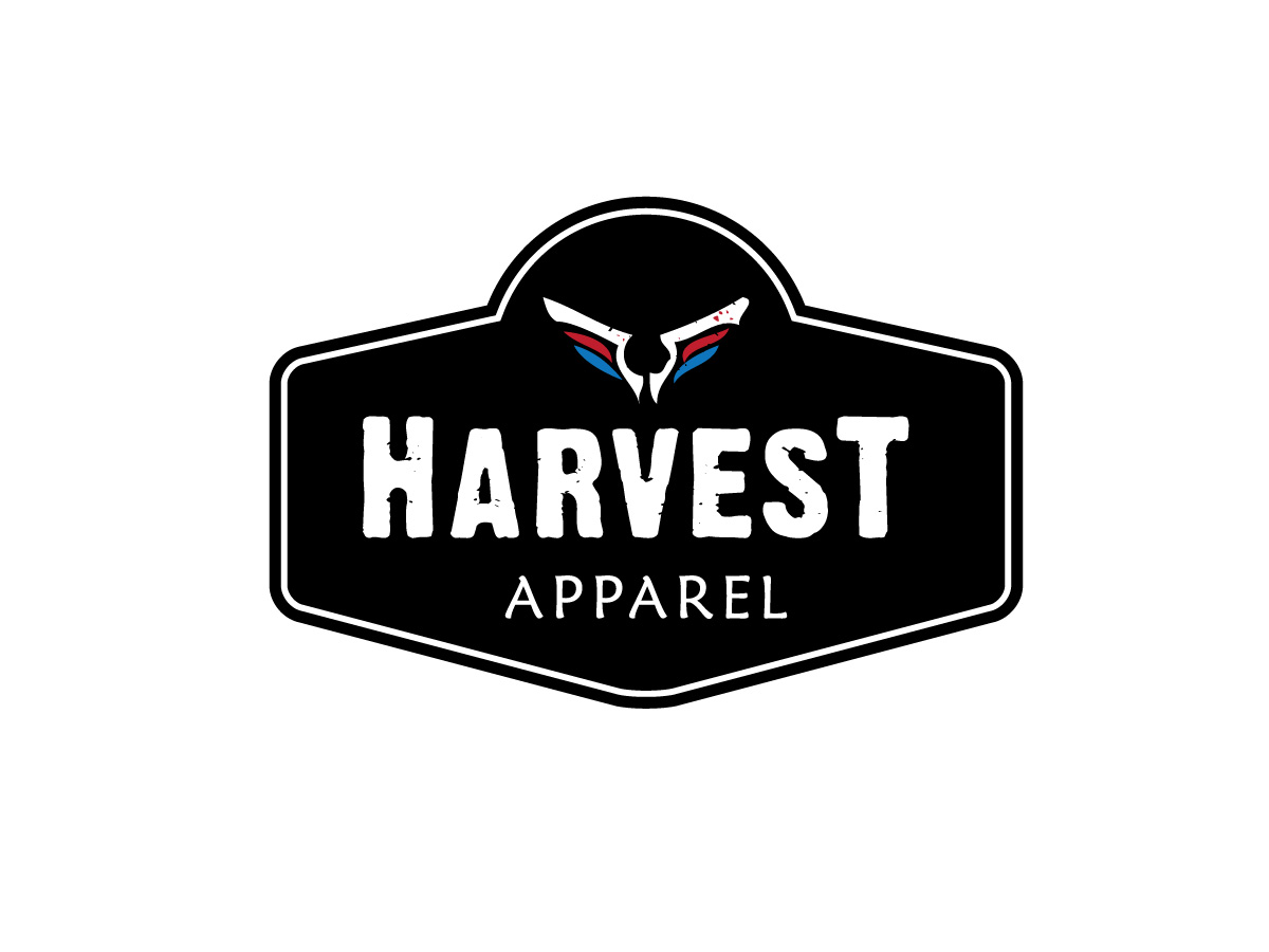192 bold traditional clothing logo designs for harvest or for Hats and shirts with company logo