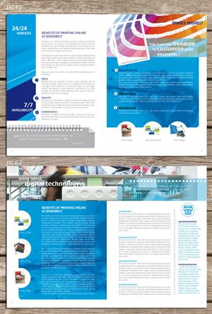 online design brochure - brochure design online