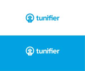 Tunifier | Logo Design by bluejet