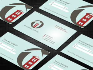 Business Card Design by Sandaruwan