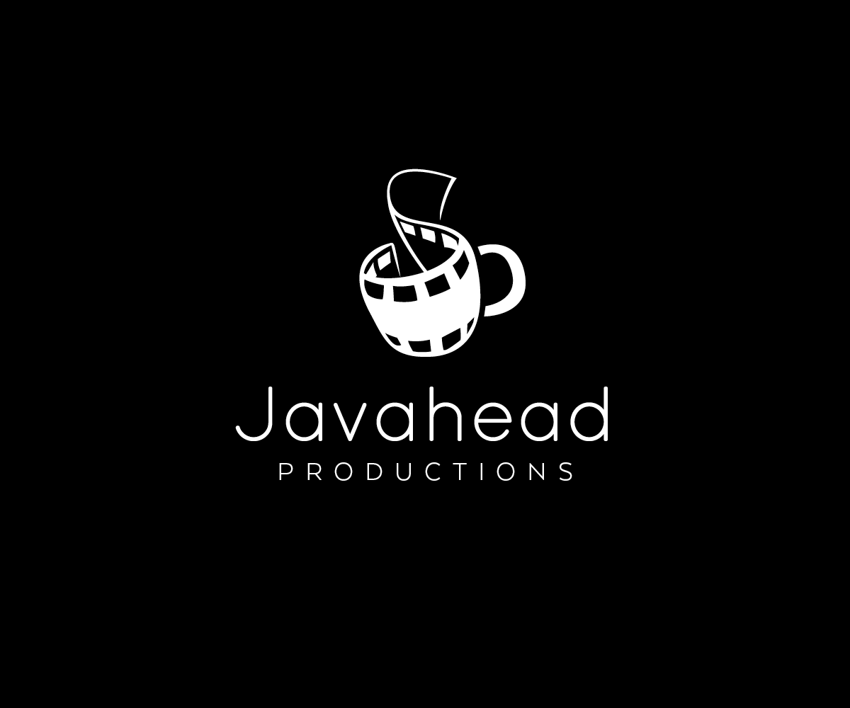film production logo design for javahead productions by
