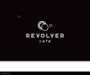 REVOLVER | Logo Design by Adsonix