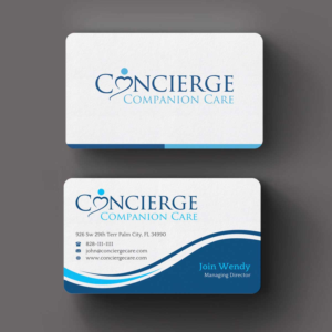 Business Card Design by INDIAN_Ashok