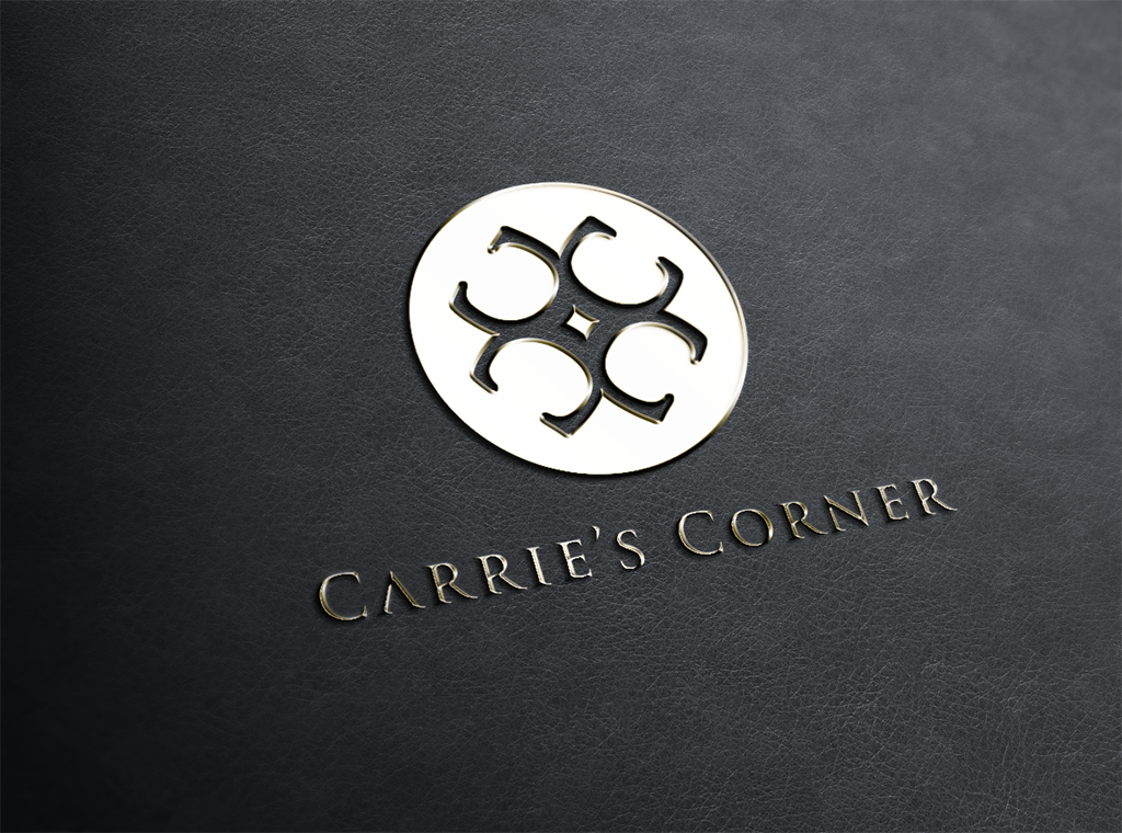 Elegant Playful Jewelry Logo Design For Carrie S Corner