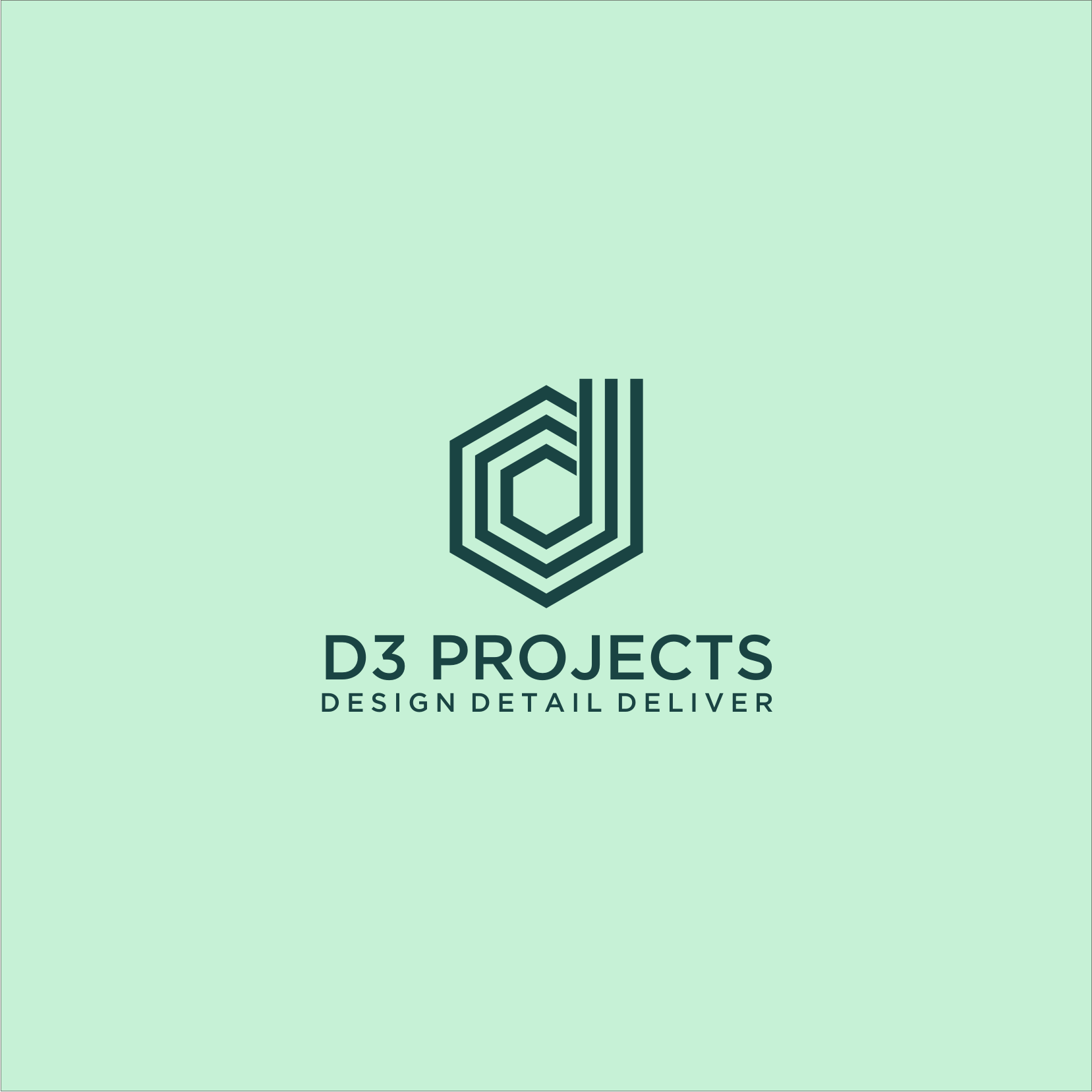 Professional Masculine Interior Design Logo Design For D3 Projects Company Name Design Detail Deliver Is Our Slogan By Ikha Asrhy Design 24058156
