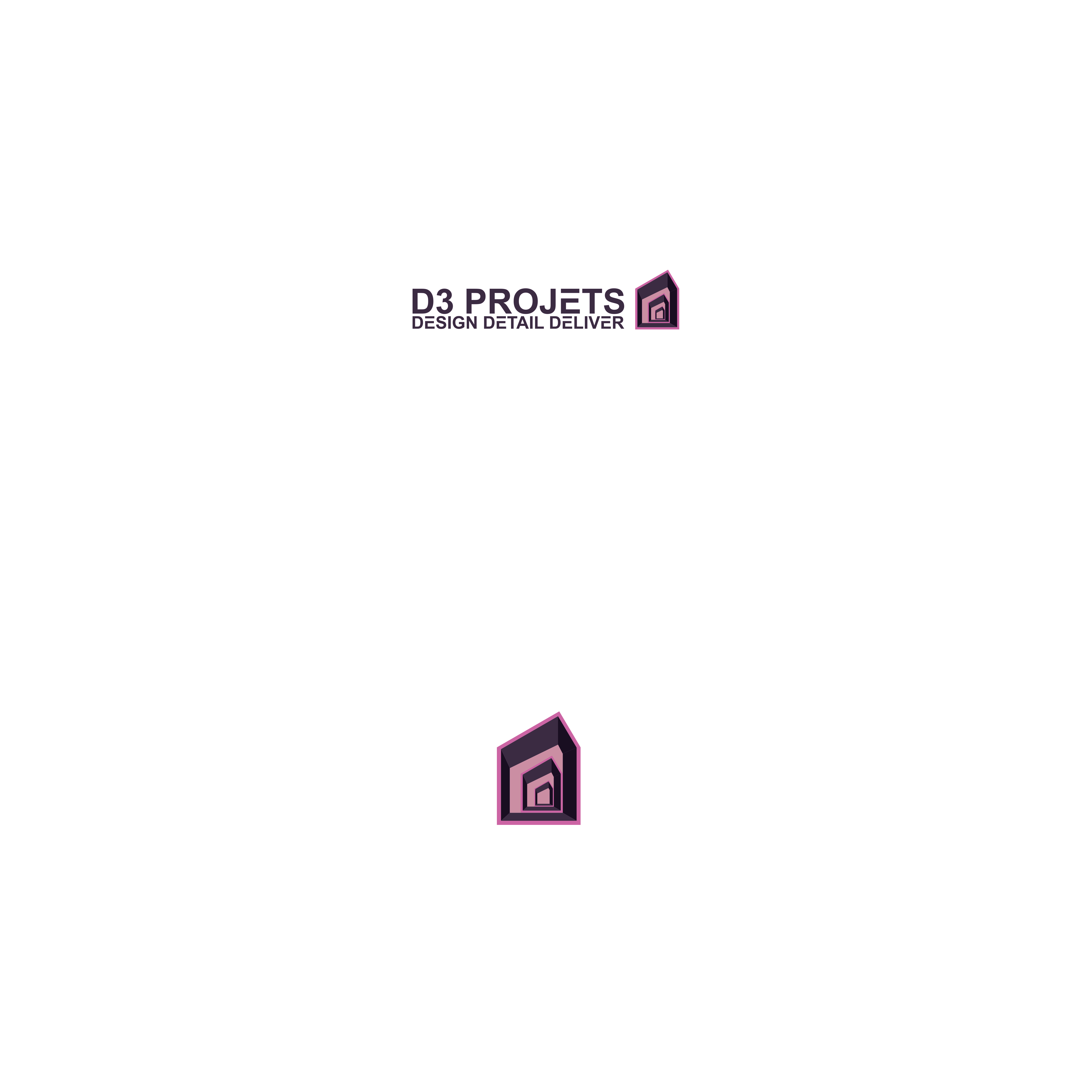 Professional Masculine Interior Design Logo Design For D3 Projects Company Name Design Detail Deliver Is Our Slogan By Emmanuel 23 Design 24047749