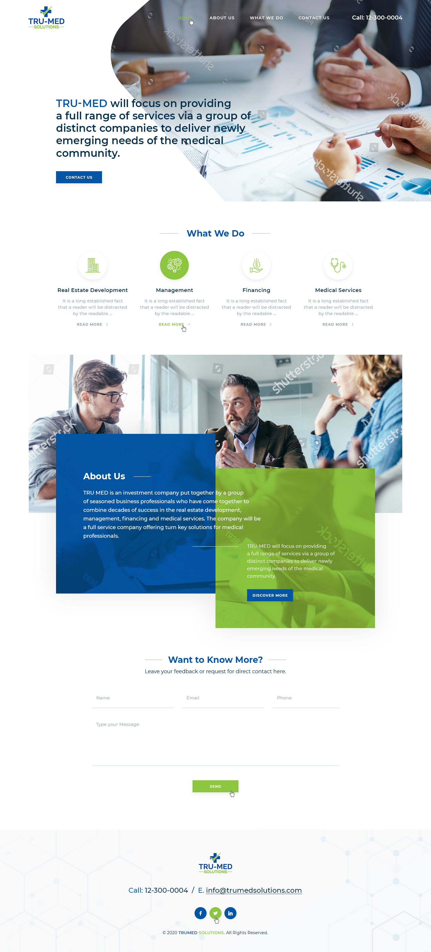 Bold Serious Investment Web Design For A Company By Ved Web Services Design 24201007