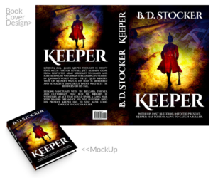 Book Cover Design by airefrockin