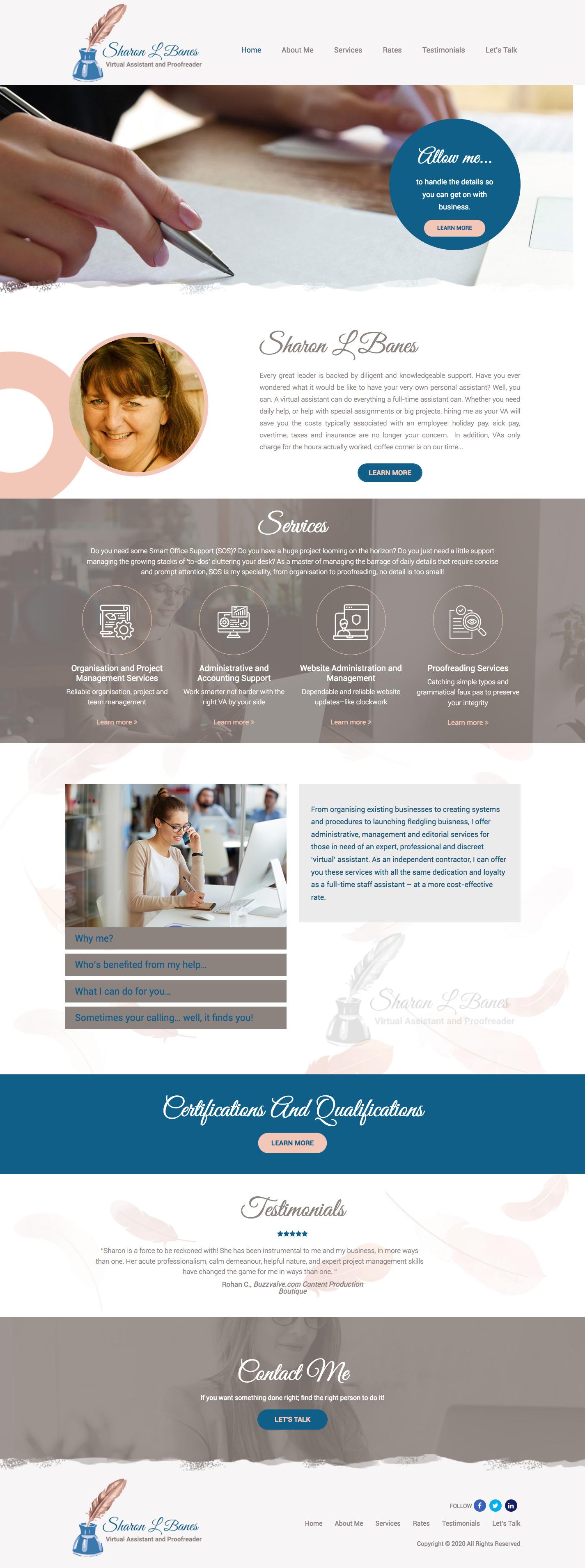 Web Design For A Company By Pb Design 24493555
