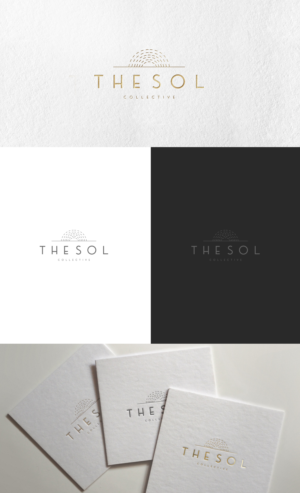 The Sol Collective | Logo Design by GLDesigns
