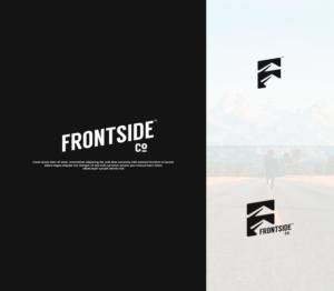 Frontside Co. | Logo Design by GBDESIGN