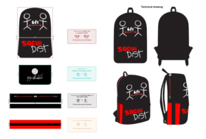 Bag and Tote Design by Light Speed