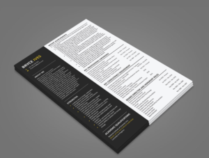 Resume Design by virtuegroup