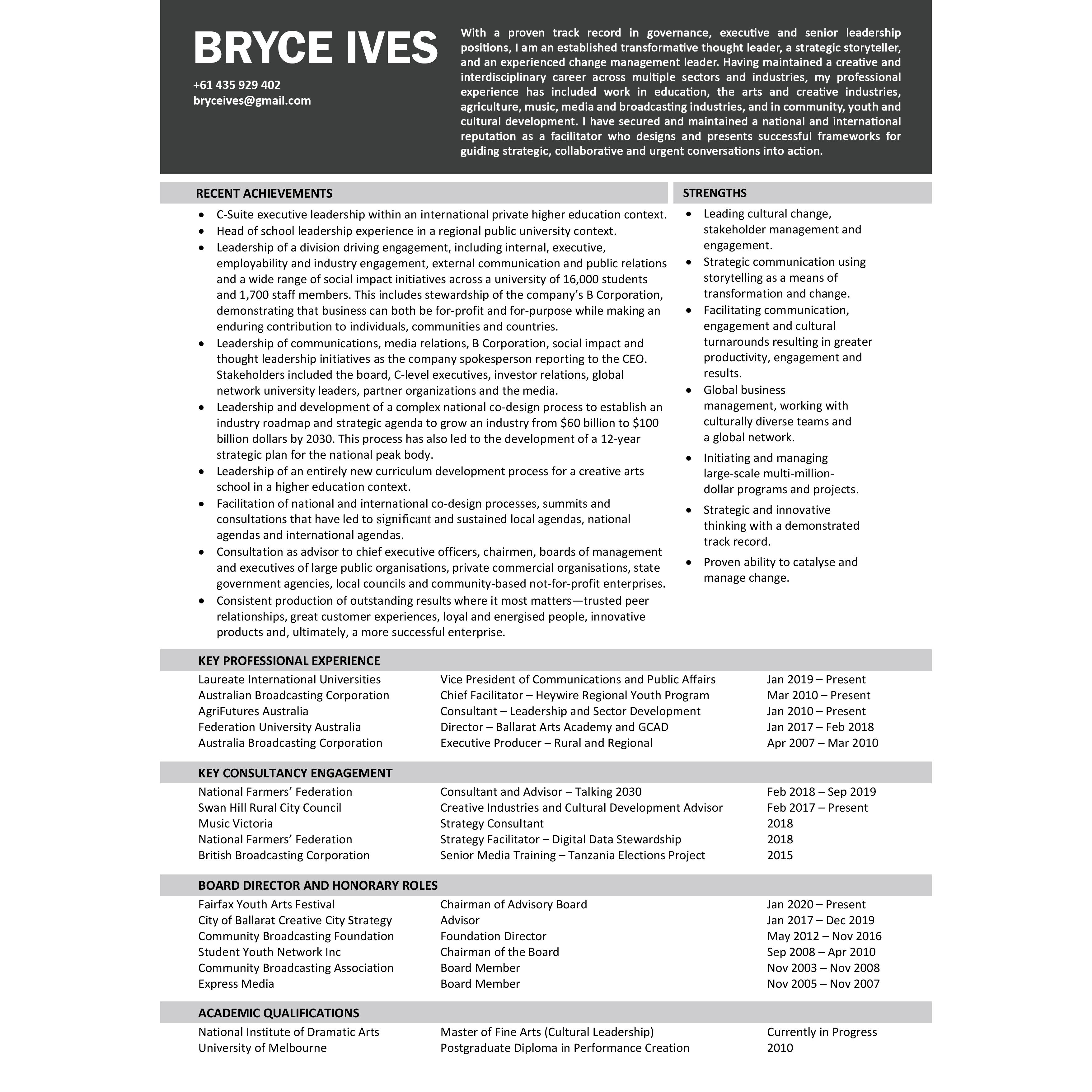 Bold Playful Resume Design For A Company By Nimshan Design