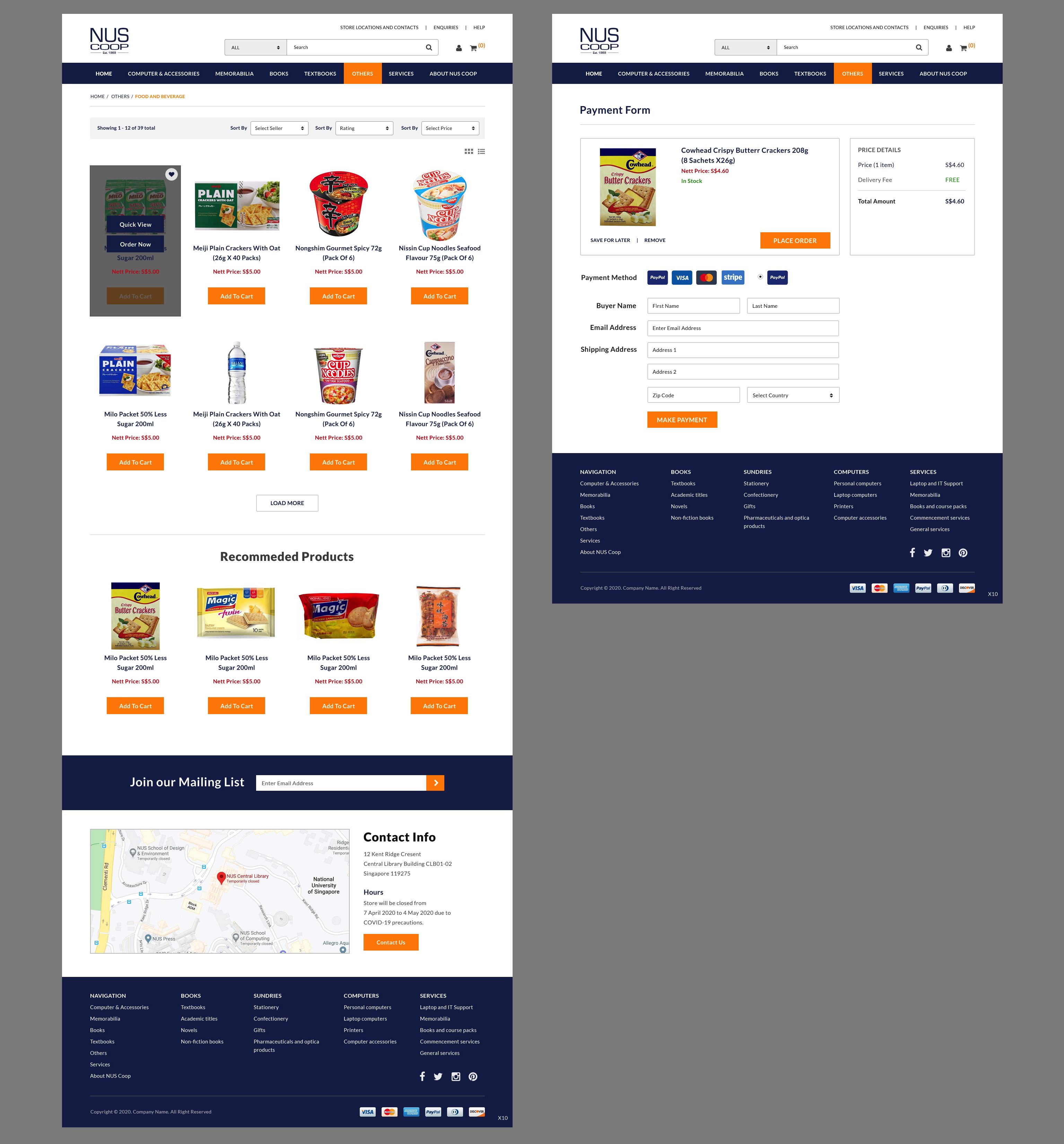 Professional Modern Web Design For A Company By Pb Design 24549573