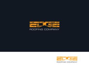 Edge Roofing Company | Logo Design by ArtTank