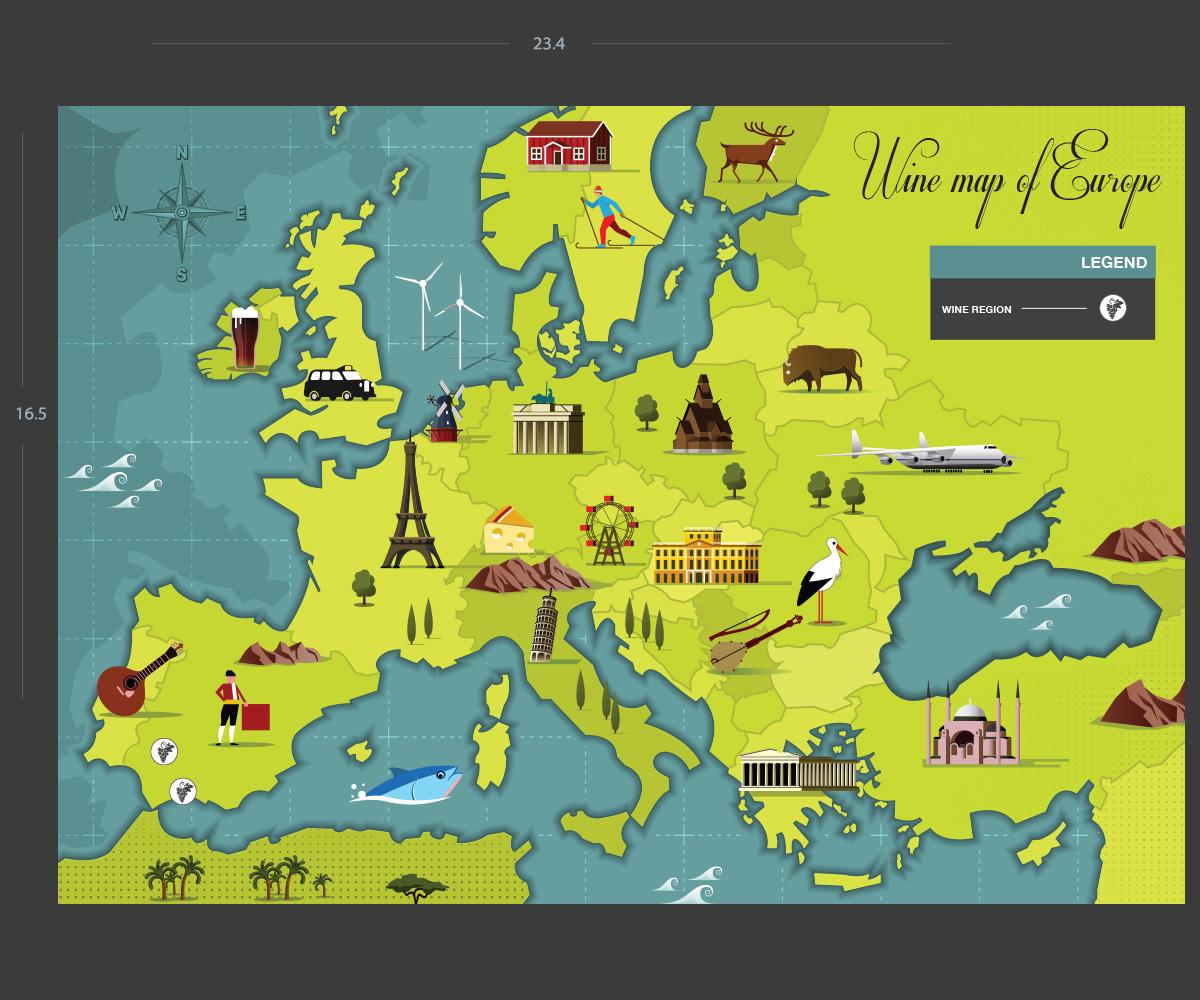 Illustration design design for gadgets uk internet ltd a for European design firms
