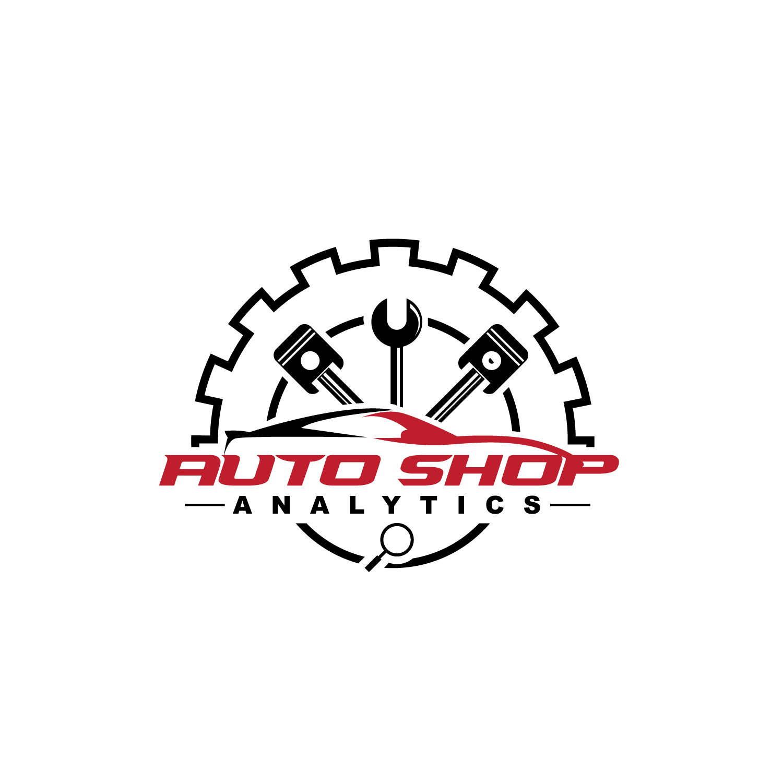 Auto Repair Logo Design For Auto Shop Analytics By Geni Design 24606210