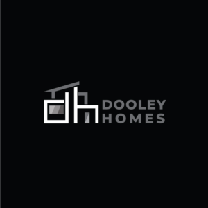 Dooley Homes | Logo Design by Kreative Fingers