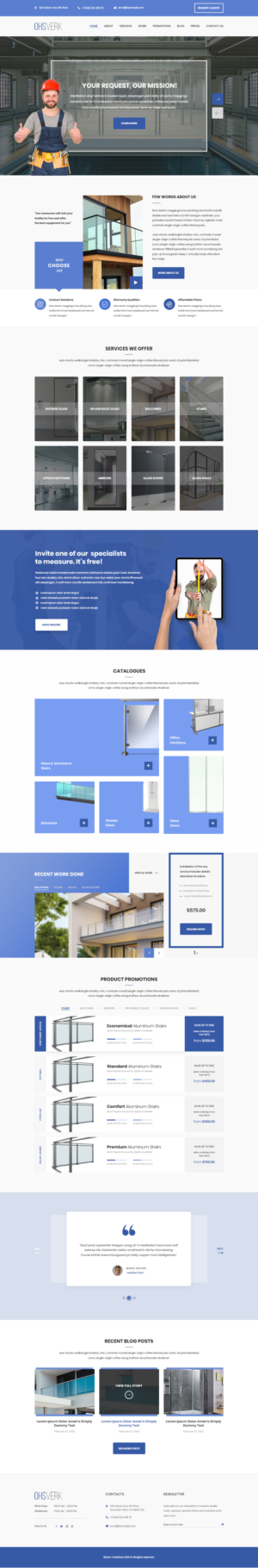 Web Design by ButtonCreative