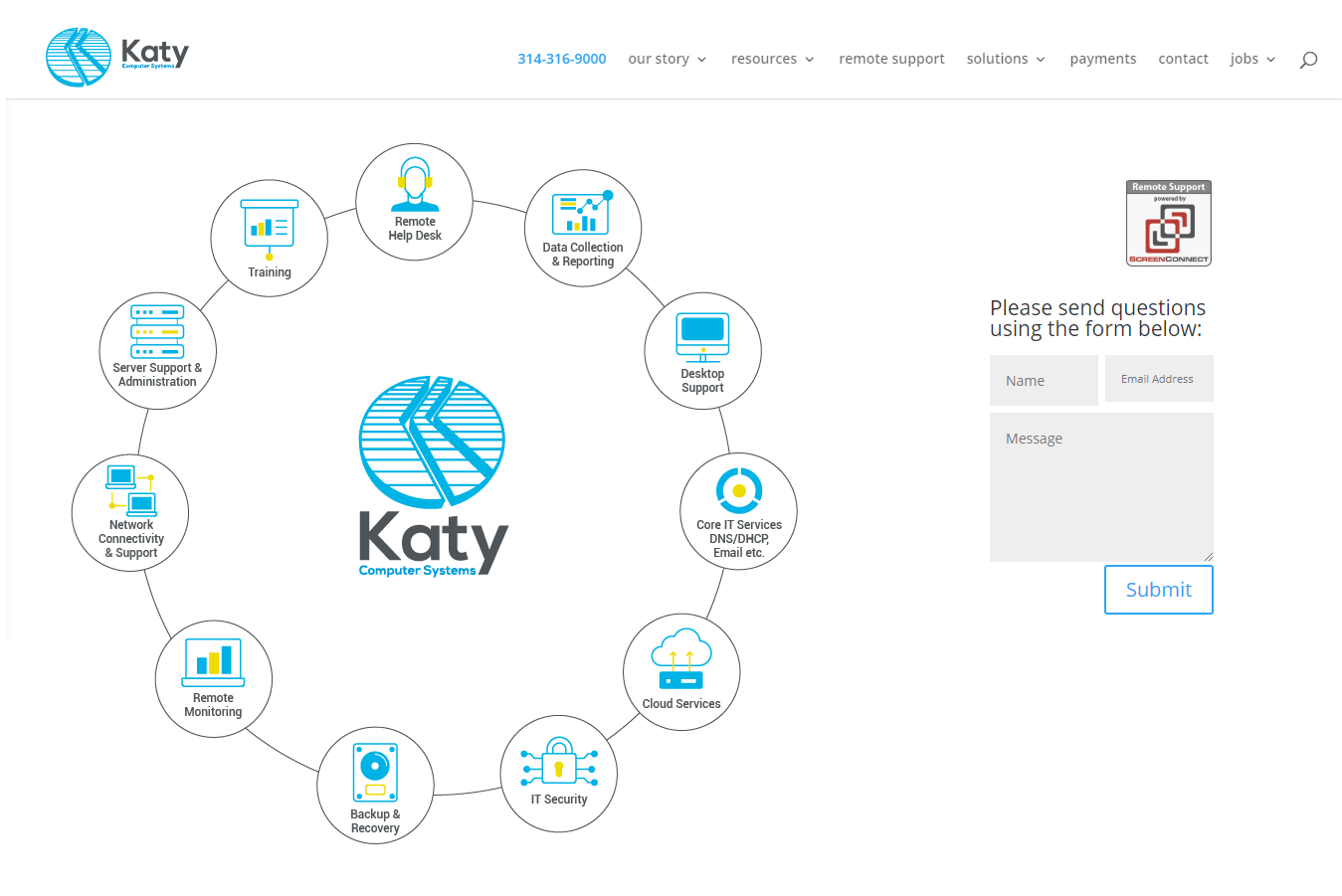 Professional Upmarket It Professional Vector Design For Katy Computer Systems By Yadunath Design 24708707